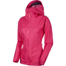 Mammut Masao Light HS Hooded Jacket Dame pink
